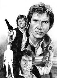 Han Solo by RobD4E