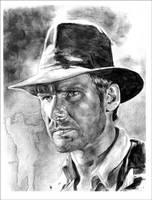 Indiana Jones 02 by RobD4E