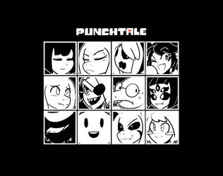Punchtale - Mugshot compilation by Netto-Painter