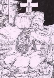 Corpse Bride by FreakshowComics