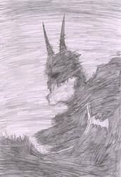 Dark Bat by FreakshowComics