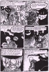 The Dark Clown by FreakshowComics