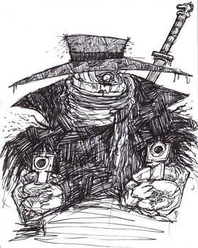 Deadman by FreakshowComics