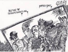 Happier Times by FreakshowComics