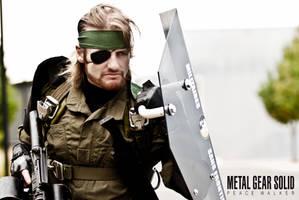 Big Boss - Metal Gear Peace Walker by Wolfenheim84