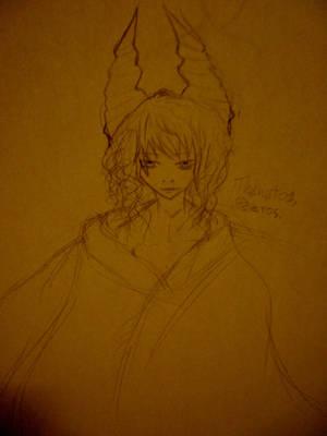 Thanatos by Stefania-chan