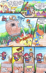 Super Smash Bros. Fellowship 9-18 by C-Studios