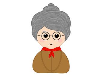 Grandmother by Vovina666