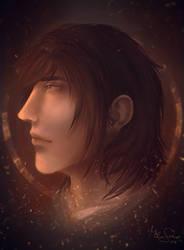 Ash Sinclair by MikaSediar