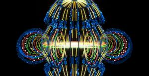 Circular Light Stage by chocosunday