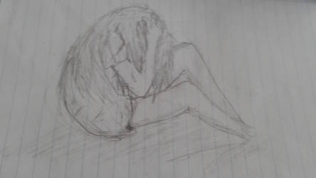 insane girl by Bulefox