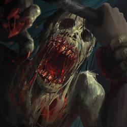 House of Horrors 2 by firedudewraith