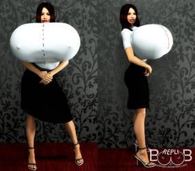 Megan Attorney by BoobRepli