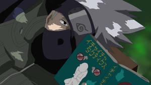 Kakashi:KeepOnTraining..Naruto by TheLegendOfLink