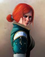 Triss Merigold by artsip