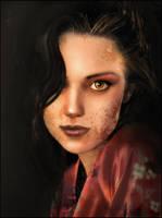 Caraway girl by Daywish