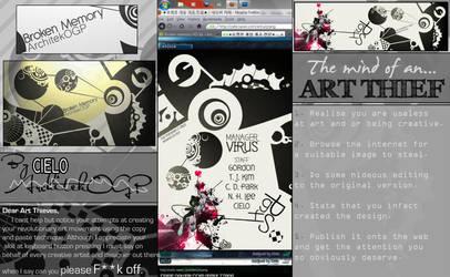 Mind of an Art Thief by ArchitekOGP