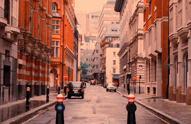 Streets of London by ArchitekOGP