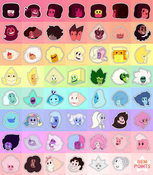 Gem Points - Ultimate Edition! [Updated] by MokkaQuill