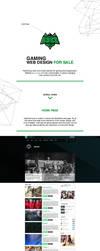 GOHARD WEBSITE // SELLING by eldodesign