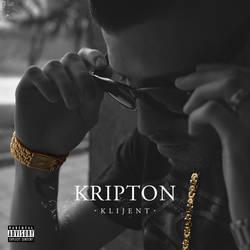 Klijent - Kripton (CD cover) by eldodesign