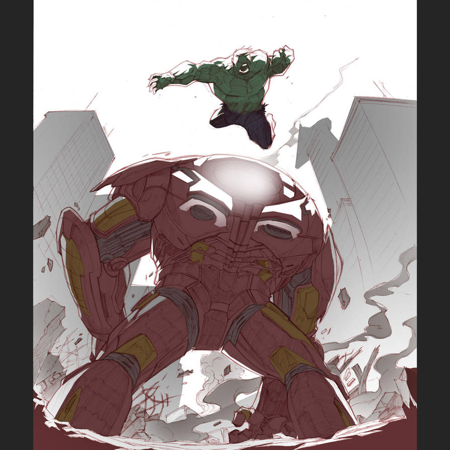 Avengers Age Of Ultron By Iloegbunam On Deviantart: AVENGERS: AGE OF ULTRON TRIBUTE By Madstanlee On DeviantArt