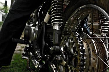 Derek's Bike by DOOMSTACHE2