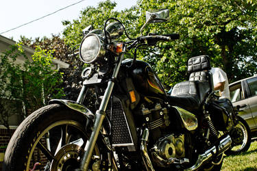 Cody's Bike by DOOMSTACHE2