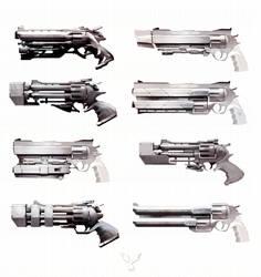 Revolver Designs by dasAdam
