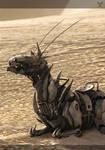Steampunk Horse by dasAdam