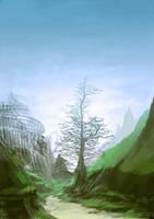 Tree speedpaint by dasAdam