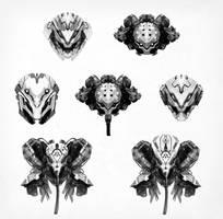 Alchemy HEAD designs by dasAdam