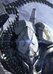 SPACE DEFENSE FORCE 2.0 by dasAdam