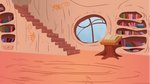 Ponyville Library Background by ikillyou121