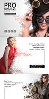 Pro Dissolve Effects - Photoshop Actions by NuwanP