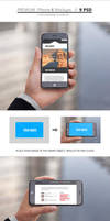 Premium iPhone 6 Mockups by NuwanP