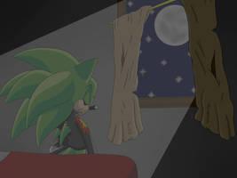 Talking to the Moon by XxXNightWriterXxX