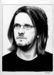 Steven Wilson by Babettevr
