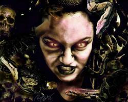 Medusa's Reign by rachelab74