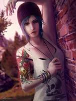 Chloe by Dropdeadcoheed