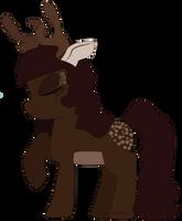 Faun Pony by PastelPaca