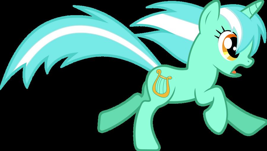 Lyra Harpflank Running by uxyd