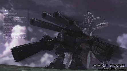 MAK II Monster v.2 by No-wai-ni-hao