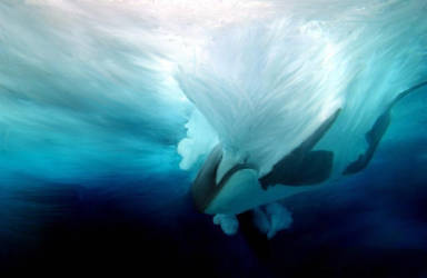 In The Ocean Blue.. by Call-Me-Starlet