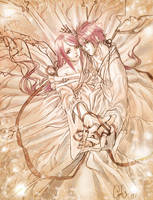 Lotus Love by Azu-Chan
