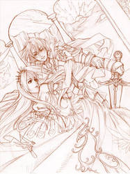 commission:KiaRyou by Azu-Chan