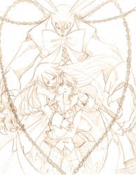 Pandora Hearts by Azu-Chan