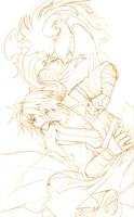 Eternal Flames by Azu-Chan