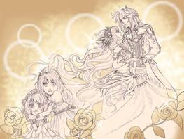 royal family by Azu-Chan