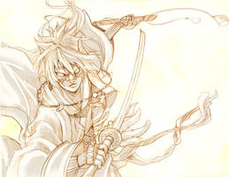 Demon Mask by Azu-Chan
